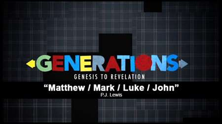 "Thumbnail image for ""Matthew / Mark / Luke / John"""